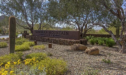 Sonoran Mountain Ranch Homes for Sale