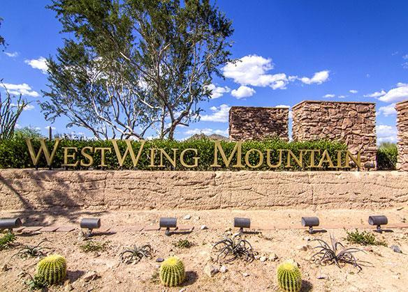 West Wing Mountain Entrance